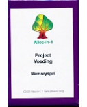 Alles-in-1 Project Voeding Memoryspel