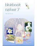 Blokboek Natuur groep 7 (per stuk)