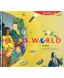 Hello World The Quest leerlingenboek groep 7 of 8