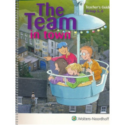 The Team in Town (2007) groep 5/6