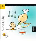 Leeshuis leesboek 3-2 Proeven en Ruiken
