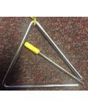Triangel met slagstaafje