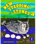 New Stepping Stones Pupils Book 4 voor groep 6/7/8