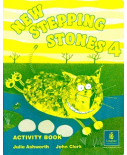 New Stepping Stones Activity Book 4 voor groep 6/7/8