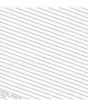Pennenstreken Richtingkaart A/B (per stuk)