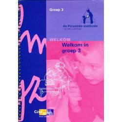Piramide projectboeken groep 3