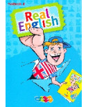 Real English (3) Textbook (leerlingenboek) groep 8
