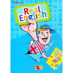 Real English (3) groep 8