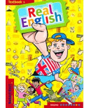 Real English (3) Textbook (leerlingenboek) groep 7