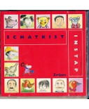 Schatkist instap Audio CD rood