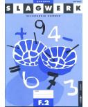Slagwerk Rekenen F2 groep 8 (per pak van 5 stuks)