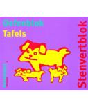 Stenvert Tafels Oefenblok (per stuk)