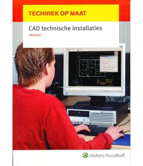 techniek op maat werkboek cad technische installaties