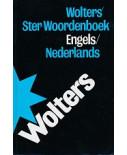 Wolters' Ster woordenboek Engels/Nederlands